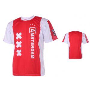 Amsterdam Voetbalshirt Eigen Naam