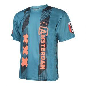 Amsterdam Voetbalshirt Eigen Naam 2019-2020 Kids-Senior