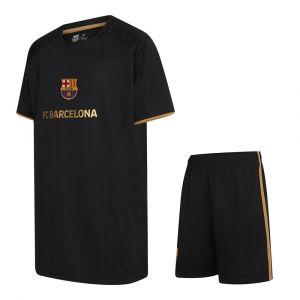 FC Barcelona Voetbaltenue Uit Eigen Naam 2020-2021 Kids
