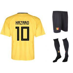 Belgie Voetbaltenue Hazard Uit 2018-2020 Kids / Senior OP=OP