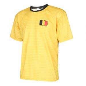 Belgie Voetbalshirt Uit Eigen Naam 2018-2020 Kids/Senior OP=OP