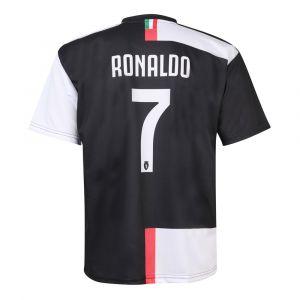 Juventus Voetbalshirt Ronaldo CR7 Thuis 2019-2020 Kids-Senior