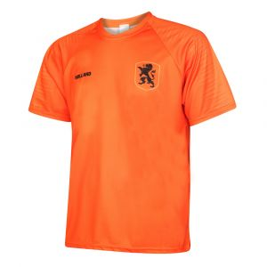 Nederlands Elftal Voetbalshirt Thuis Eigen Naam - EK 2020 - Oranje - Kids-Senior