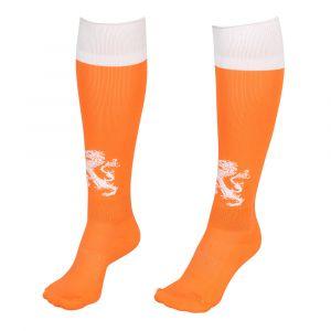 Nederlands Elftal Voetbalsokken Thuis Oranje-Wit