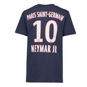 PSG T-shirt Neymar Thuis Kids Katoen