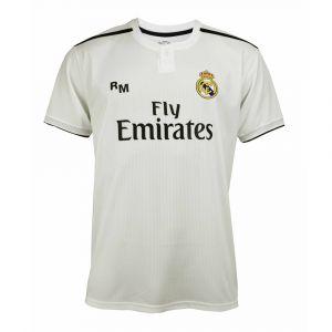 Real Madrid Thuisshirt Eigen Naam 2019-2020 Senior