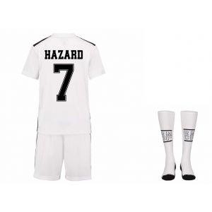 Real Madrid Thuistenue Hazard Kids 2019-2020