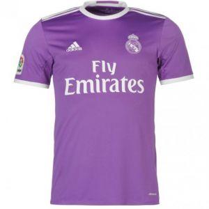 Real Madrid Uitshirt Eigen Naam 2016-2017 Senior Origineel - XL