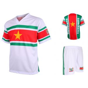 Suriname Baby Voetbalset