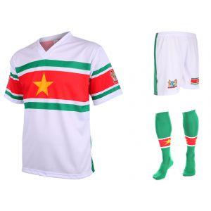 Suriname Voetbaltenue Thuis